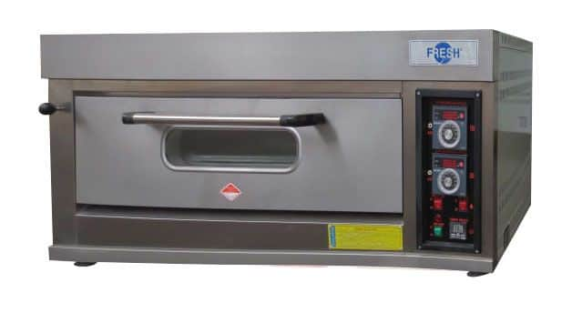 Oven Roti, Oven Gas 1 Deck