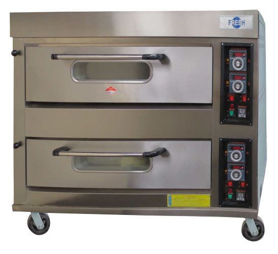 Oven Roti, Oven Gas 2 Deck