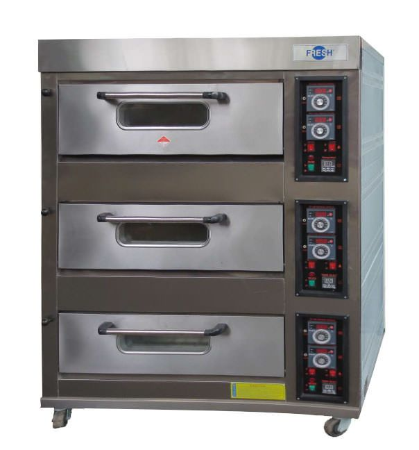 Oven Roti, Oven Gas 3 Deck